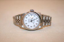 Rolex DATEJUST 10P  Steel