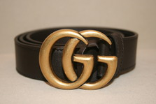 GUCCI  DUBLE G buckle Belt
