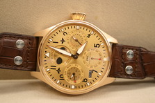 IWC Big Pilot Perpetual Calender PG Limited Edition