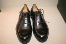 BALLY Oxford handmade ~~~