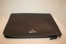 PRADA  Saffiano Clutch Large ~~~