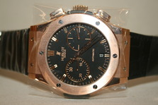 Hublot  Classic Fusion 18K King Gold Chrono