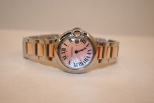 Cartier Ballon Bleu  PG 28mm NEW