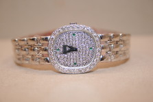 Piaget   NEW PIAGET Emerald & Diamond