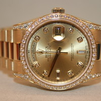 Rolex Day-Date 10P Diamond