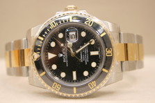 Rolex Submariner 18K YG