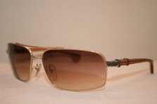 CHROM HEARTS Wood Sunglasses
