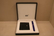 MONTBLANC Card Wallets & Ball Pen